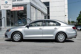 2016 Volkswagen Jetta 1.4 TSI Trendline+