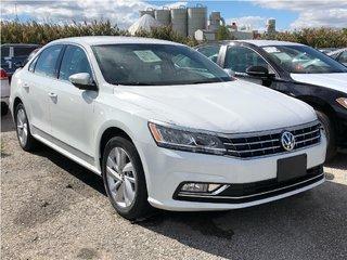 2018 Volkswagen Passat Comfortline