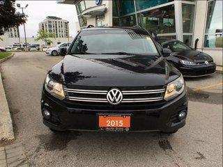 2015 Volkswagen Tiguan Comfortline - ONE OWNER! SUPER CLEAN! MUST SEE!