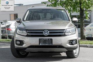 2015 Volkswagen Tiguan Comfortline/PANO ROOF/NEW BRAKES