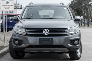 2015 Volkswagen Tiguan Trendline/CERTIFIED PRE-OWNED/0.90-4.90 %