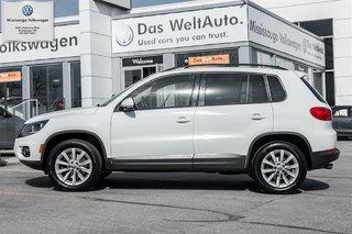 2015 Volkswagen Tiguan Comfortline/AWD