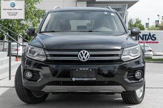 2015 Volkswagen Tiguan Comfortline/ROOF/BACK UP CAM