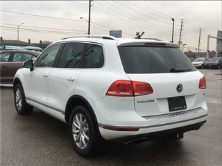 2016 Volkswagen Touareg SPORTLINE..OUTDOORS PKG...LEATHER..NAVIGATION