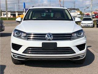 2016 Volkswagen Touareg 3.6L