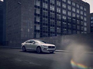 The 2019 Volvo S90