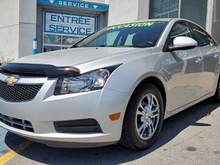 2013 Chevrolet Cruze LT Turbo, BLUETOOTH, MAGS, REGULATEUR, A/C