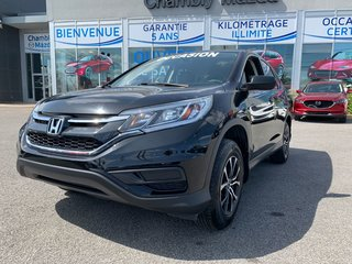 2015 Honda CR-V LX, DEMARREUR, SIEGES CHAUFFANTS, CAMERA,BLUETOOTH