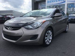 Hyundai Elantra BLUETOOTH, A/C, SIEGES CHAUFFANTS 2013