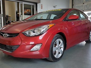 2013 Hyundai Elantra GLS, TOIT, SIEGES CHAUFFANTS, BLUETOOTH,REGULATEUR