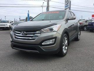 Hyundai Santa Fe LIMITED, AWD, TOIT PANO, SIEGES CHAUFFANTS, MAGS 2013