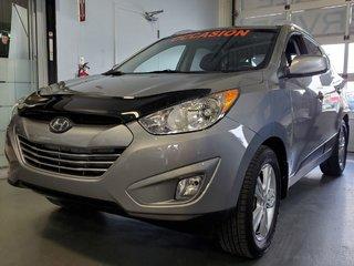 Hyundai Tucson GLS, CUIR, SIEGES CHAUFFANTS, BLUETOOTH,REGULATEUR 2012