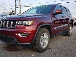 Jeep Grand Cherokee Laredo, 4X4, A/C BIZONE, SIEGES CHAUFFANTS, CAMERA 2017