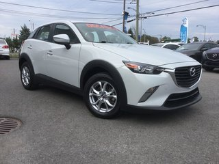 Mazda CX-3 GS, AWD GROUPE LUXE, CUIR, TOIT 2016