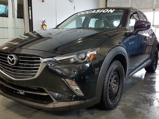 Mazda CX-3 GT, AWD, NAVIGATION, TOIT, CUIR, SIEGES CHAUFFANTS 2016