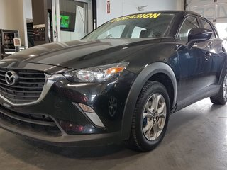 Mazda CX-3 **RÉSERVÉ**,GS, SIEGES CHAUFFANTS, BLUETOOTH, MAGS 2016