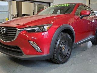 Mazda CX-3 **RÉSERVÉ**, GT, AWD, CUIR, TOIT, NAVI, A/C AUTO 2016
