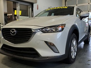 Mazda CX-3 GS GROUPE LUXE, AWD, NAVI, DEMARREUR, CAMERA, MAGS 2016