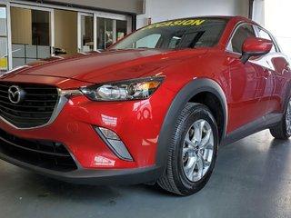 2016 Mazda CX-3 GS, NAVI, TOIT, CUIR, SIEGES CHAUFFANTS, DEMARREUR