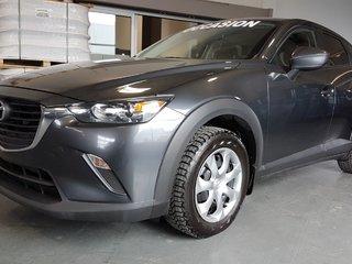 2017 Mazda CX-3 GX, NAVI, DEMARREUR, CAMERA, BLUETOOTH, REGULATEUR