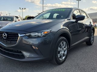 2017 Mazda CX-3 GX, BLUETOOTH, CAMERA, NAVIGATION, A/C,