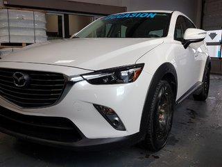 2018 Mazda CX-3 GT, NAV, TOIT, CUIR, SIEGES CHAUFFANTS, AUDIO BOSE