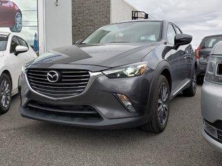 2018 Mazda CX-3 **RÉSERVÉ**,GT, TOIT, NAVI, CUIR, AUDIO BOSE, MAGS