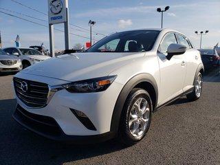 2019 Mazda CX-3 GS//AUTOMATIQUE//AWD//VOLANT CHAUFFANT