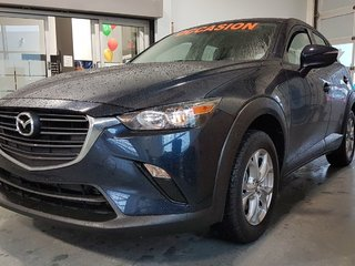 Mazda CX-3 GS, AWD, VOLANT CHAUFFANT, SIEGES CHAUFFANTS,MAGS 2019