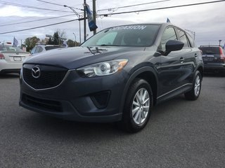 2013 Mazda CX-5 GX, BLUETOOTH, REGULATEUR, A/C, GROUPE ELECTRIQUE