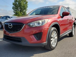 Mazda CX-5 GX, AWD, DEMARREUR, GROUPE COMMODITÉ, MAGS, A/C 2013