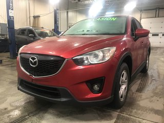 2014 Mazda CX-5 GS, TOIT, BLUETOOTH, SIEGES CHAUFFANTS, CAMERA