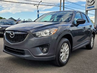 2014 Mazda CX-5 GS, AWD, DEMARREUR,TOIT, SIEGES CHAUFFANTS, CAMERA