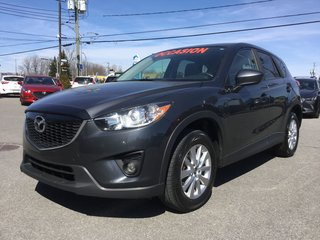 Mazda CX-5 GS, AWD, SIÈGES CHAUFFANTS, BLUETOOTH, CAMERA,MAGS 2015
