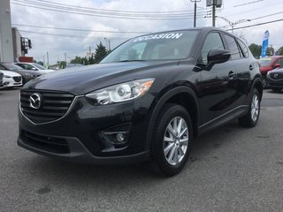 Mazda CX-5 GS, TOIT, SIEGES CHAUFFANTS, BLUETOOTH, CAMERA,A/C 2016