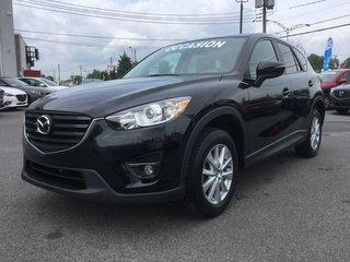 Mazda CX-5 GS, TOIT, SIEGES CHAUFFANTS, BLUETOOTH, CAMERA,A/C 2016