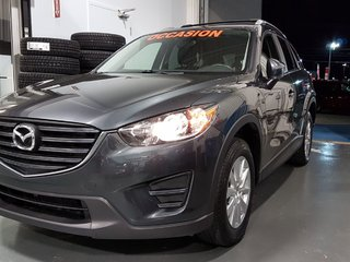 Mazda CX-5 ***RESERVE***GX, DÉMARREUR, BLUETOOTH 2016