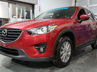 Mazda CX-5 GS, DEMARREUR, TOIT, SIEGES CHAUFFANTS, BLUETOOTH 2016