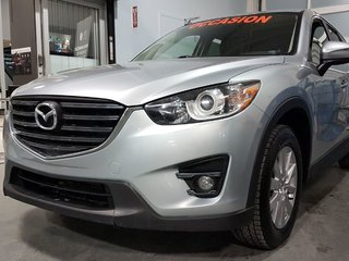 Mazda CX-5 GS, AWD, TOIT, SIEGES CHAUFFANTS, BLUETOOTH, MAGS 2016