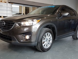 Mazda CX-5 GS, AWD, TOIT, SIEGES CHAUFFANTS, MAGS 2016