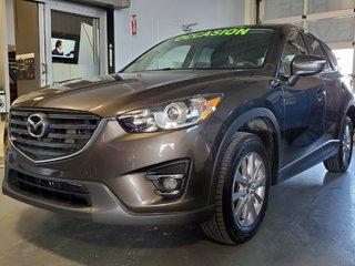 2016 Mazda CX-5 GS, TOIT, GPS, BLUETOOTH, SIEGES CHAUFFANTS