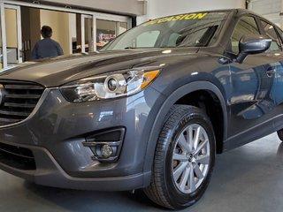 2016 Mazda CX-5 **RÉSERVÉ**,GS, TOIT, SIEGES CHAUFFANTS, BLUETOOTH