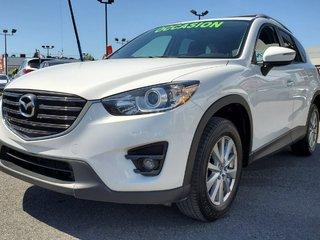 Mazda CX-5 GS, AWD, NAVIGATION, TOIT, SIEGES CHAUFFANTS 2016