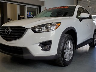 2016 Mazda CX-5 GS, AWD, DEMARREUR, TOIT, SIEGES CHAUFFANTS, MAGS