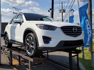 Mazda CX-5 GT, AWD, NAVI, A/C AUTO, AUDIO BOSE, CUIR, CAMERA 2016
