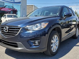 2016 Mazda CX-5 GS, BLUETOOTH, SIEGES CHAUFFANTS, NAVIGATION, TOIT