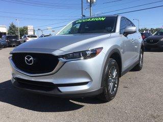 Mazda CX-5 GS, SIEGES ET VOLANT CHAUFFANTS, BLUETOOTH 2017