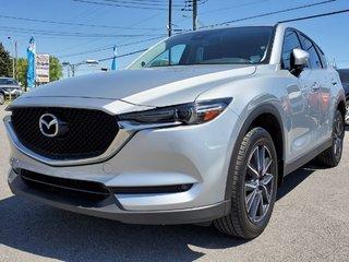 Mazda CX-5 GT, AWD, CUIR, NAVI, A/C BIZONE, AUDIO BOSE, MAGS 2017