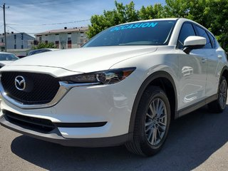 Mazda CX-5 GX, CAMERA, BLUETOOTH, DEMARREUR  MAGS, 2017