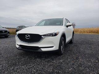 Mazda CX-5 GX//DÉTECTION D'ANGLE MORT 2018